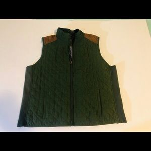 "☀️Chaps ""Diamond Stitched Vest""☀️"